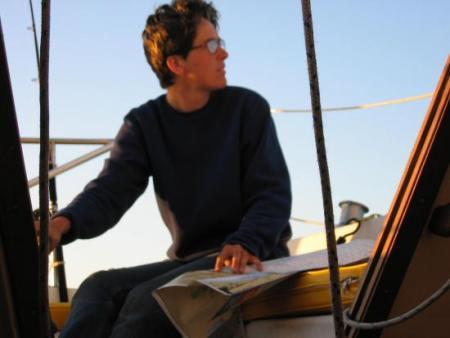 Tanya Sailing